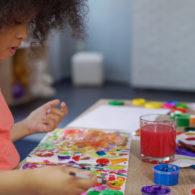 kids and art