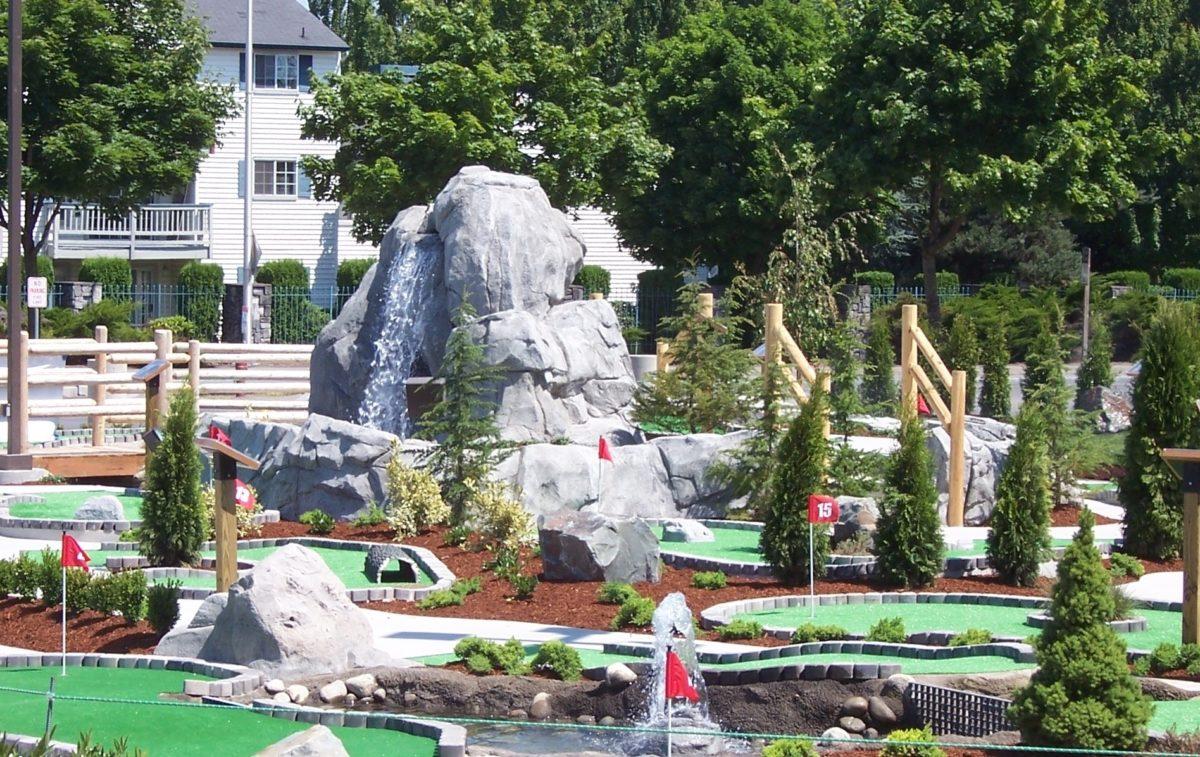 mini golf Seattle