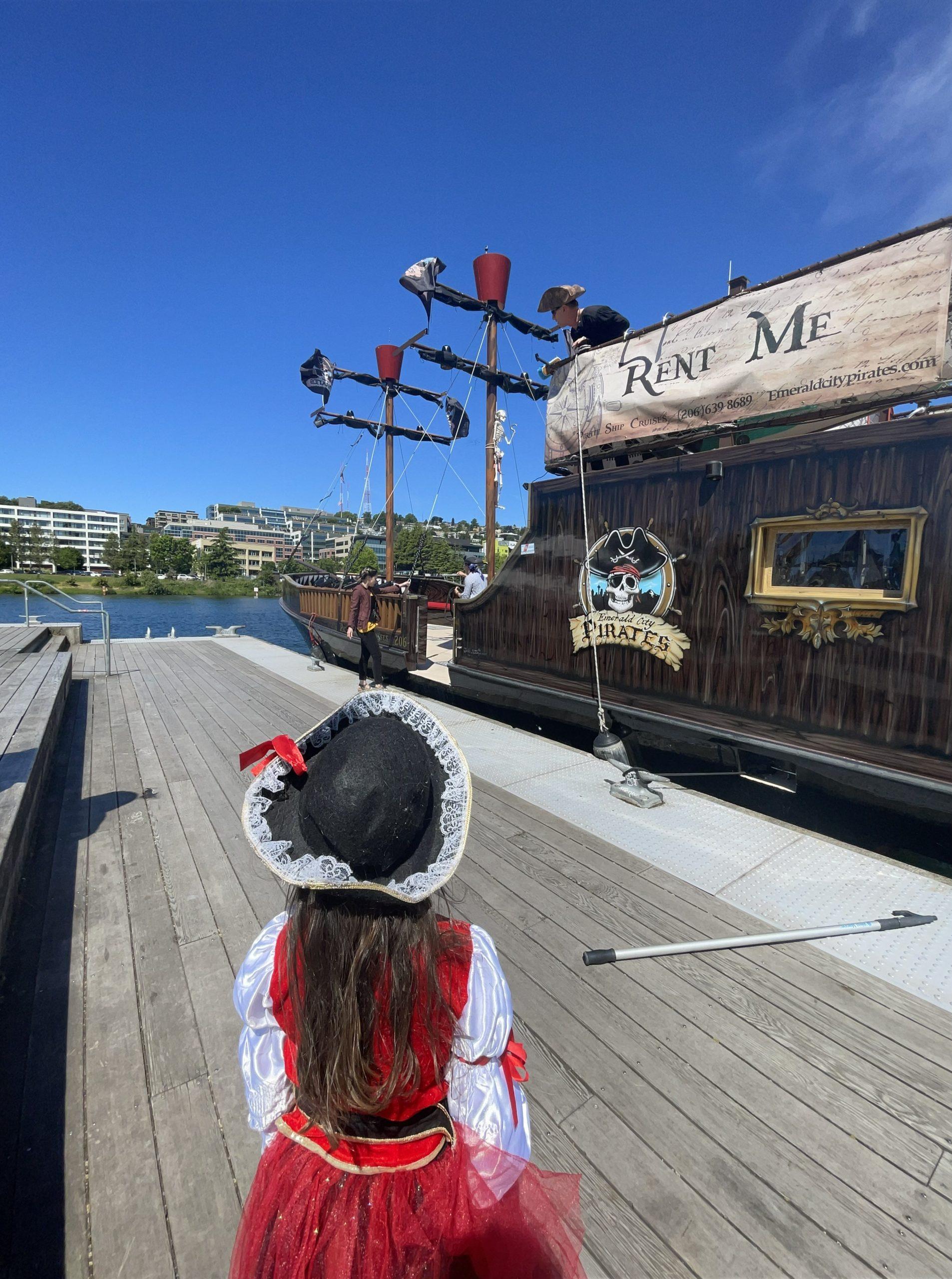 Seattle treasure cruise