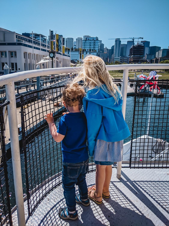 Seattle ice cream cruise / tour