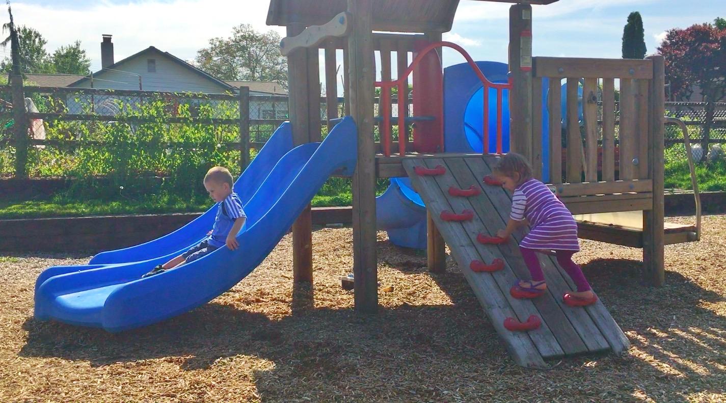 Kirkland Parks for toddlers