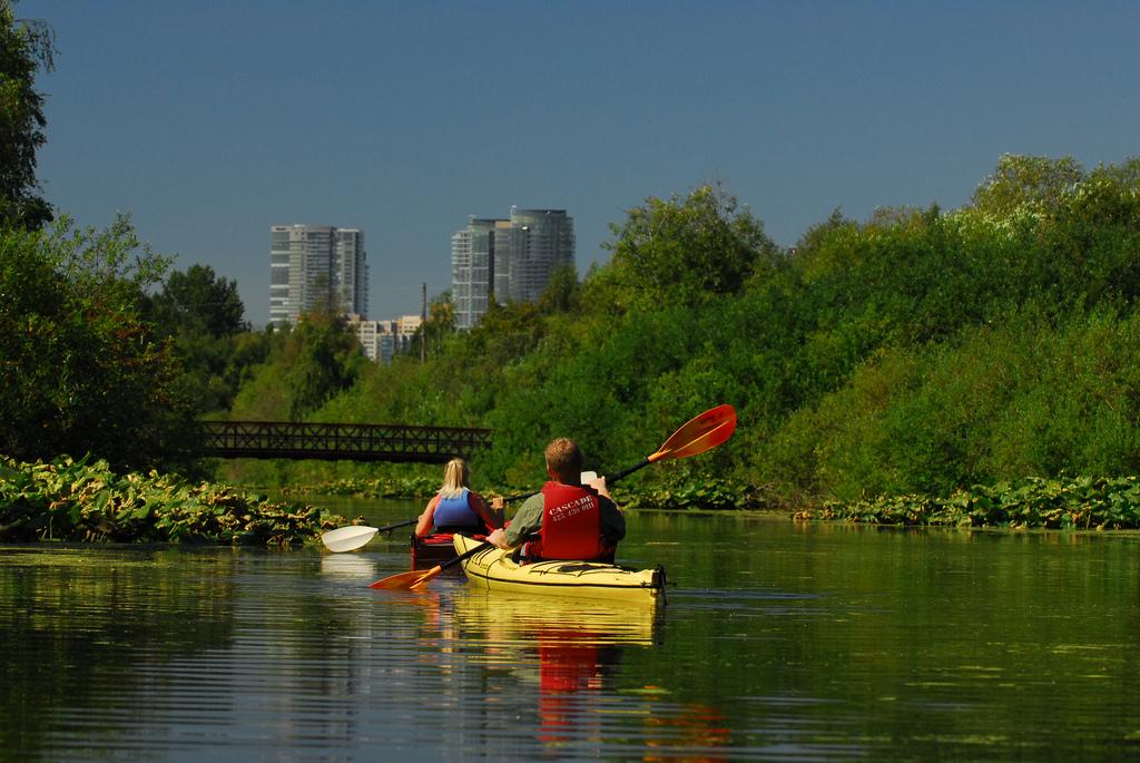 Canoe rental seattle