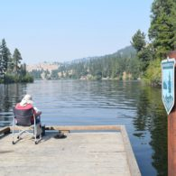 Campgrounds: Curlew Lake, one of several Washington State Parks with first-come first-served sites