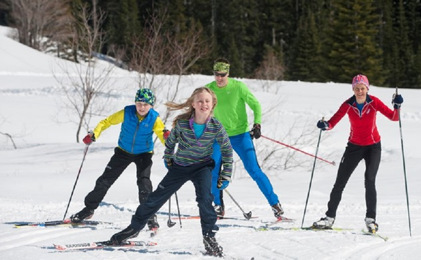 Cascade Ski Christmas 2020 Family guide to Seattle area cross country skiing, 2019 2020
