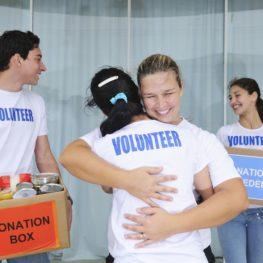 family volunteer