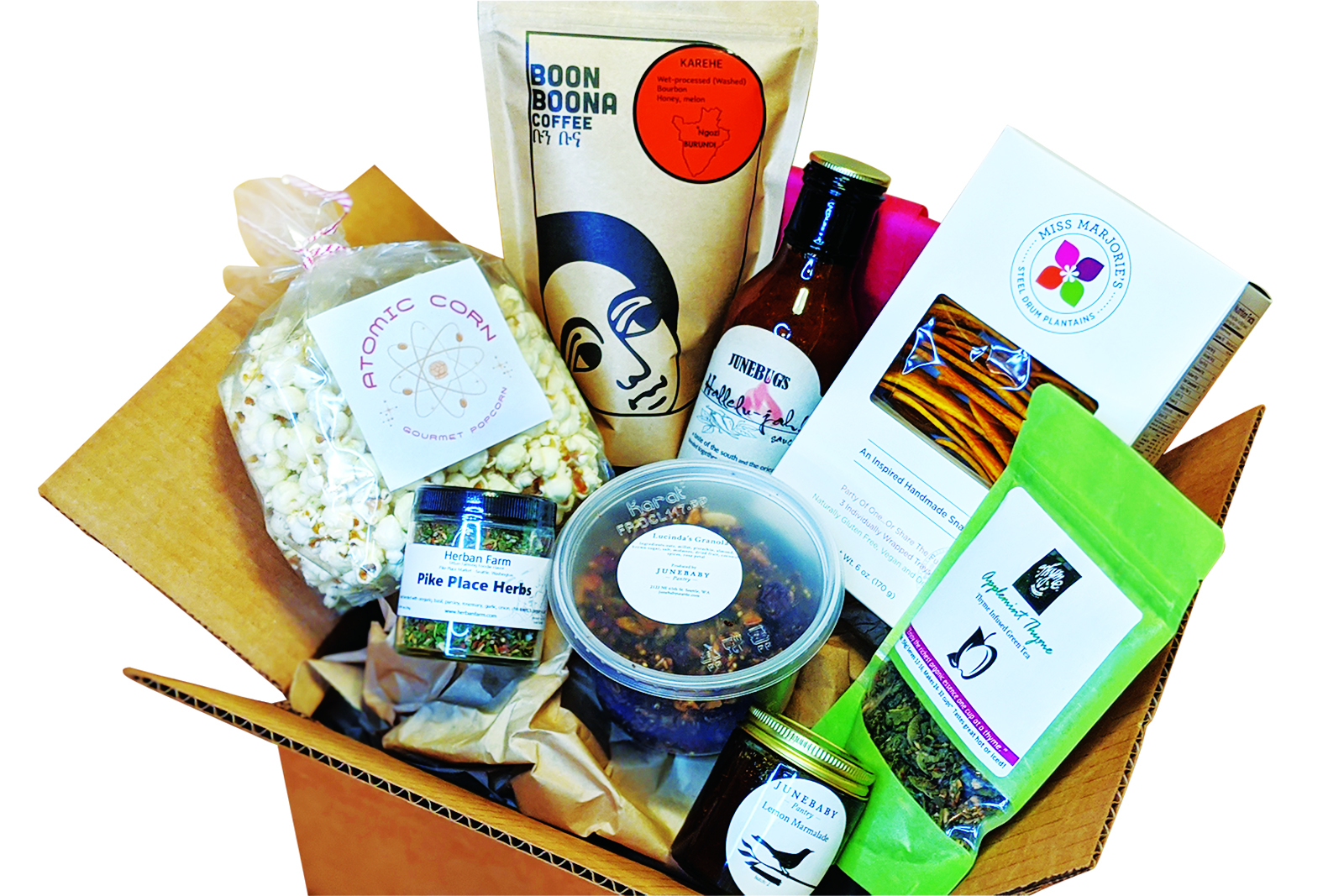 The Seattle Solidarity Box
