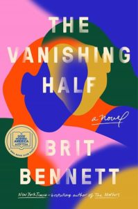 "Book cover ""The Vanishing Half"" by Brit Bennett"