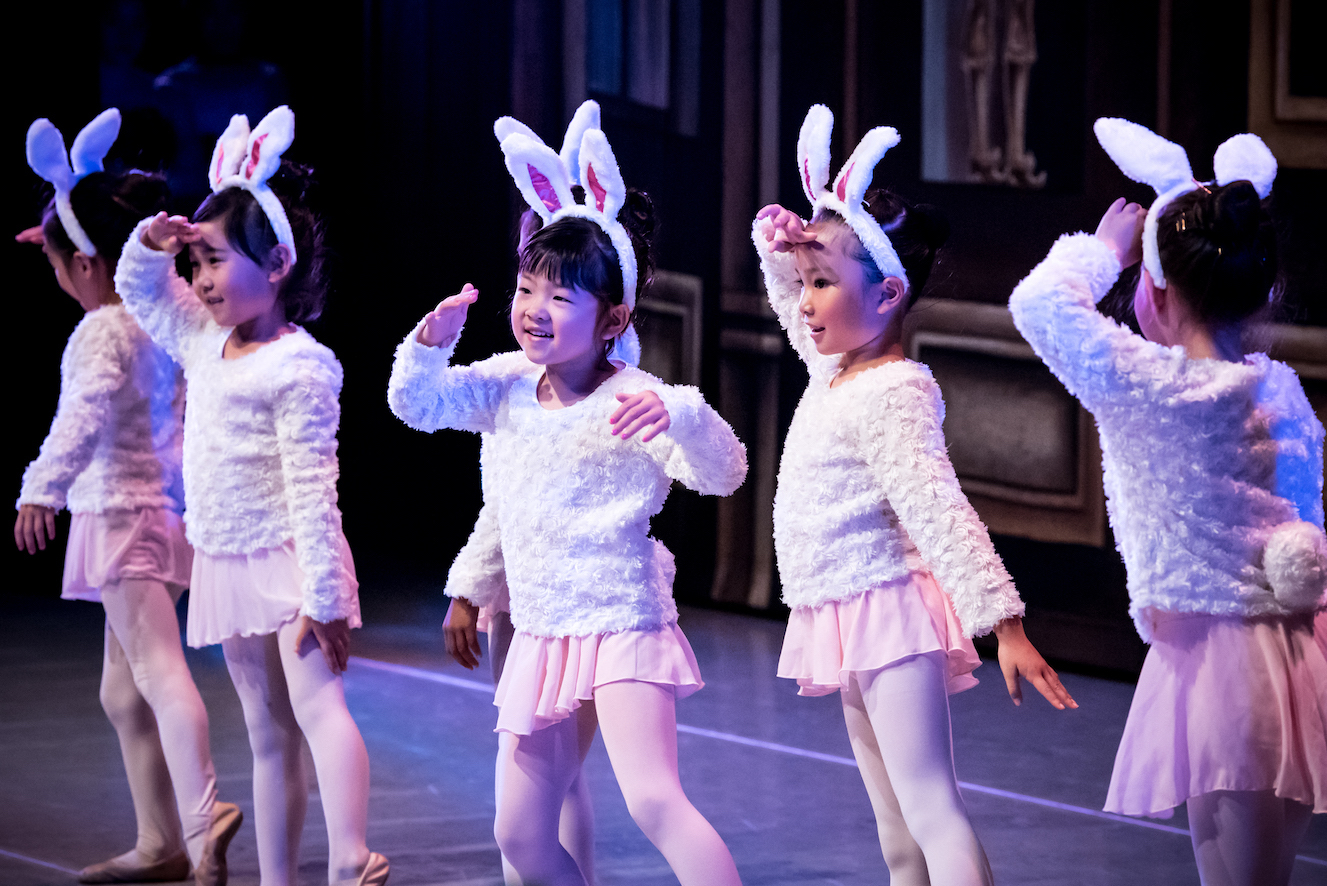 virtual events: 12 dancing princesses, the non-virtual version