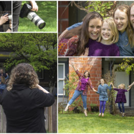 Family Portraits: Jackie Phairow takes pictures for charity through the Front Step Project