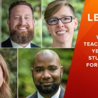 Teachers of the year: Washington Teachers of the Year give a free webinar on Wednesday