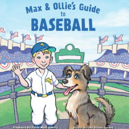 baseball book for kids