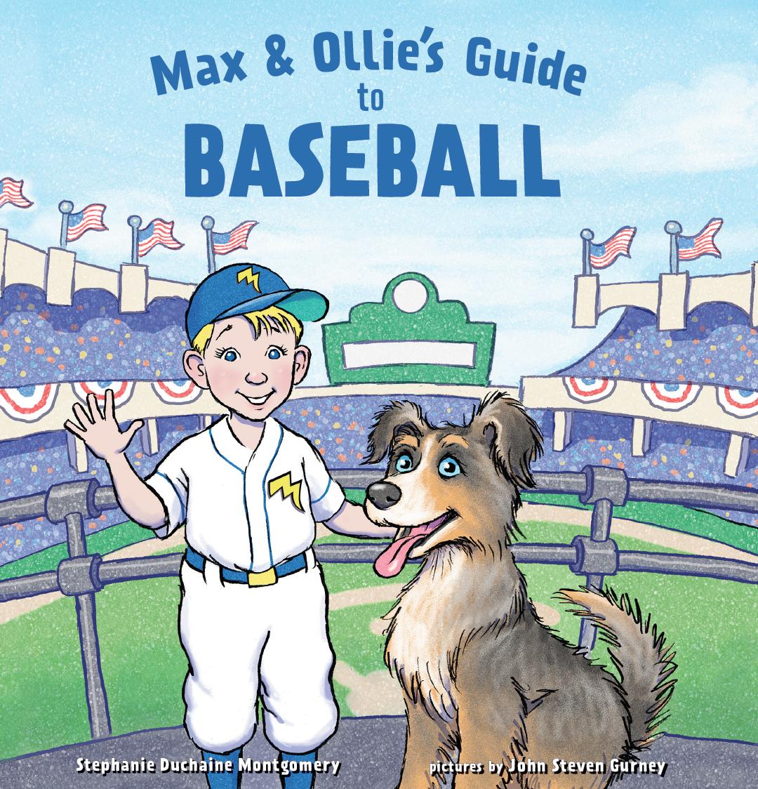 baseball book for kids