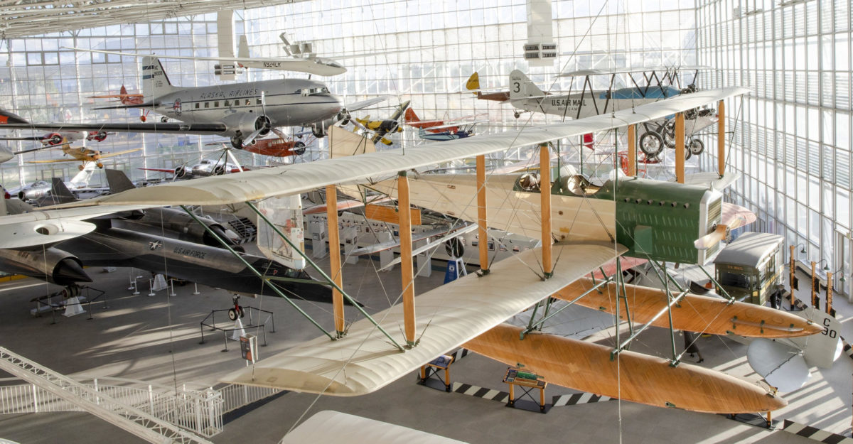Museum of Flight reopens its main galleries