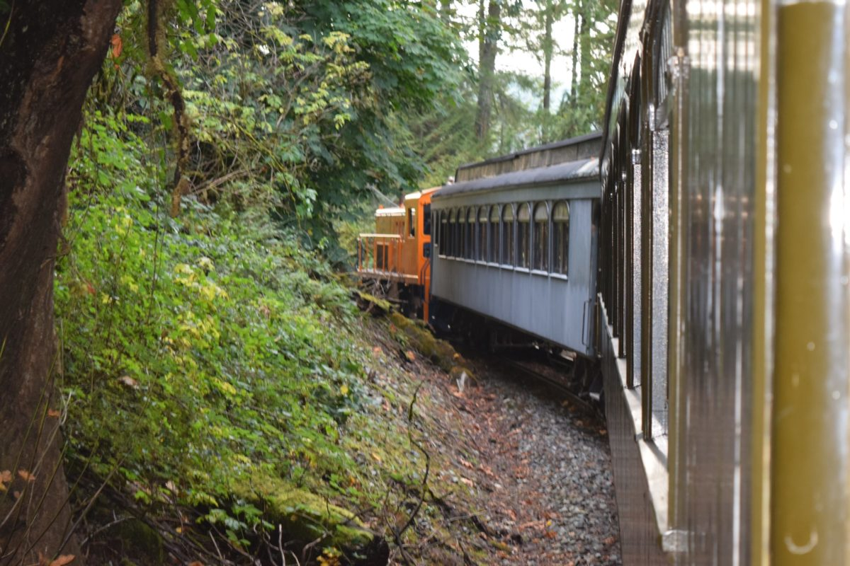 Train rides: The historic carriages used in the Northwest Railway Museum's train rides