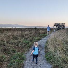 Fall family getaway