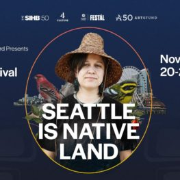 Indigenous People Festival 11/2020