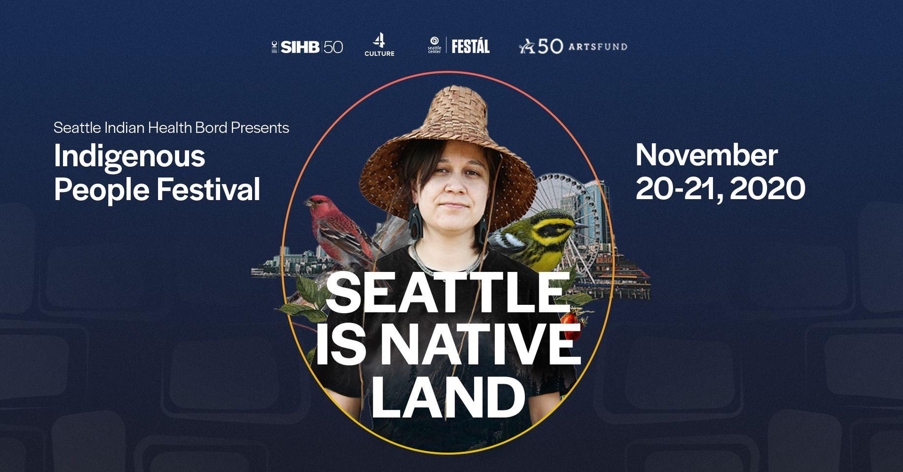 Indigenous People Festival 11/2020