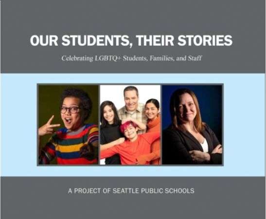Seattle schools LGBTQ+ book