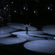 Pacific Northwest Ballet principal dancer Elizabeth Murphy in Penny Saunders' Wonderlandprincipal dancer