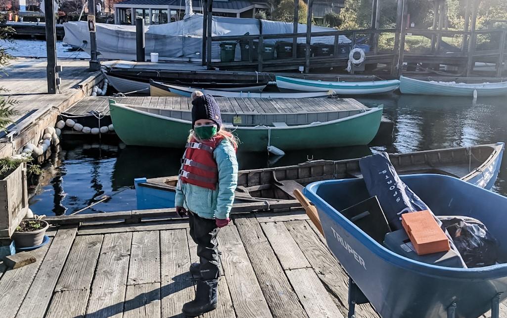 free rowboat rentals