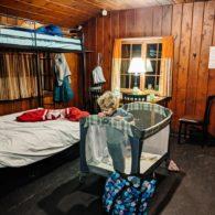 Cama Beach cabins