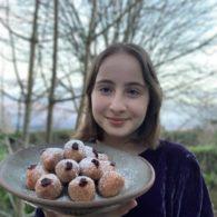 jelly doughnuts Hanukkah Sadie Suskind