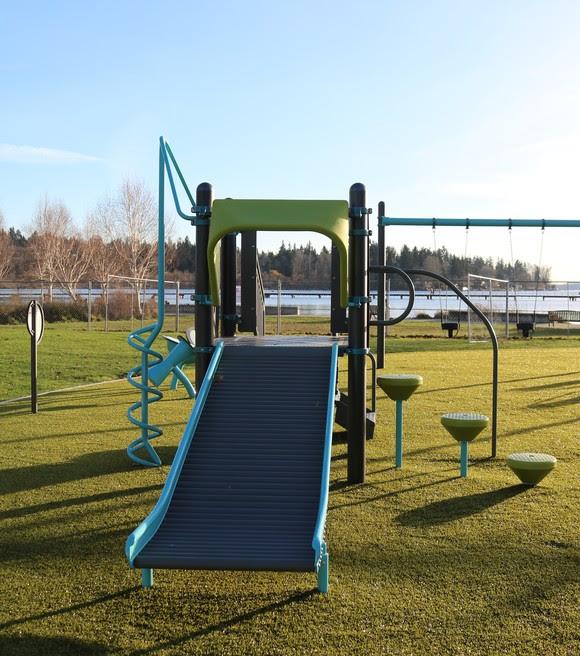 New Kirkland playground