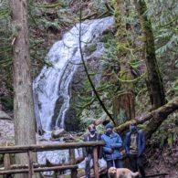 hiking teens Jillian O'Connor photo
