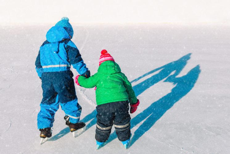 ice skating 2021
