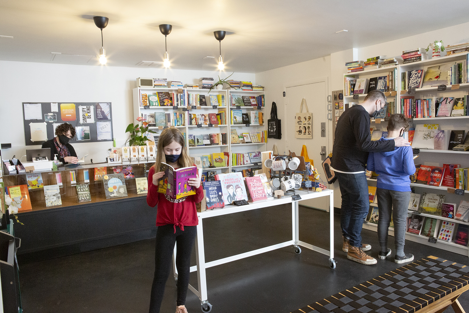 Seattle bookstore