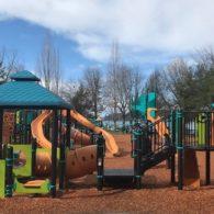 Gene Coulon Park playground