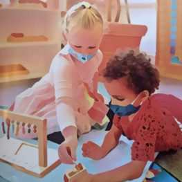 preschool during COVID