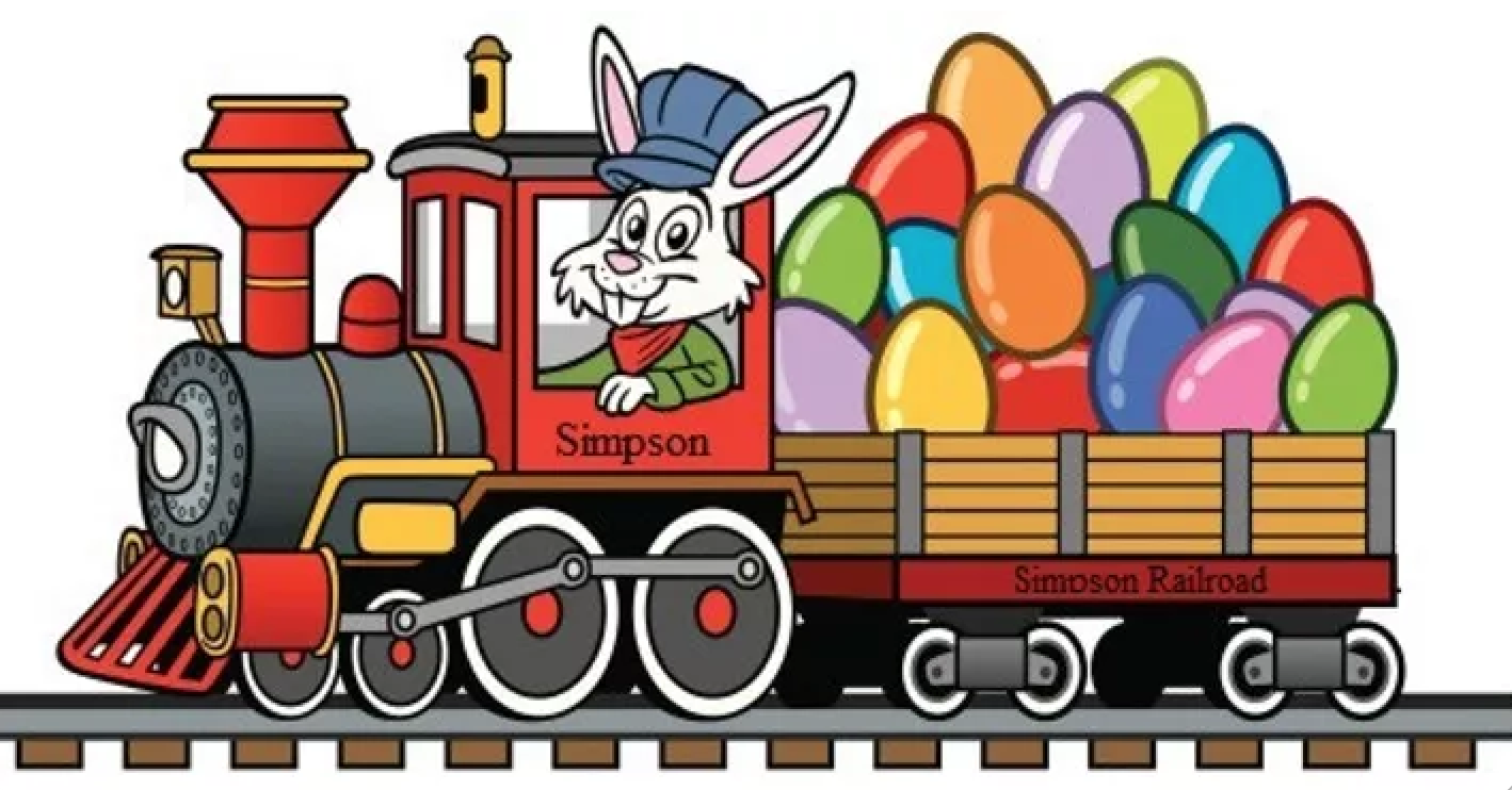 Simpson Railroad Easter Bunny Special! | Seattle's Child