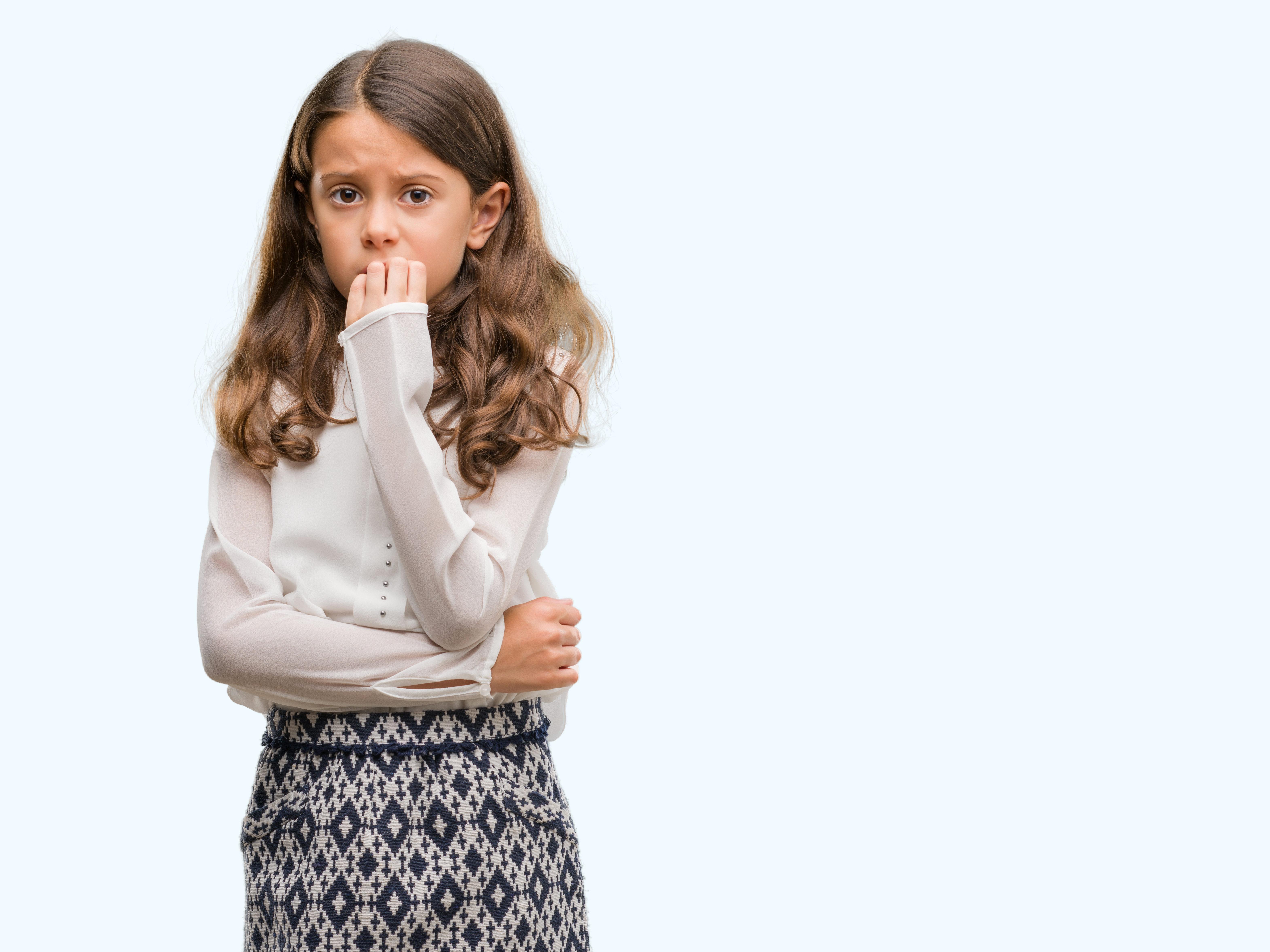 anxious teens and tweens anxious teens
