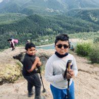 Rattlesnake Ridge with kids