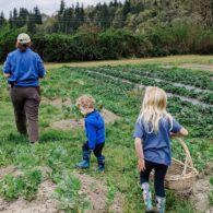 family farm tour