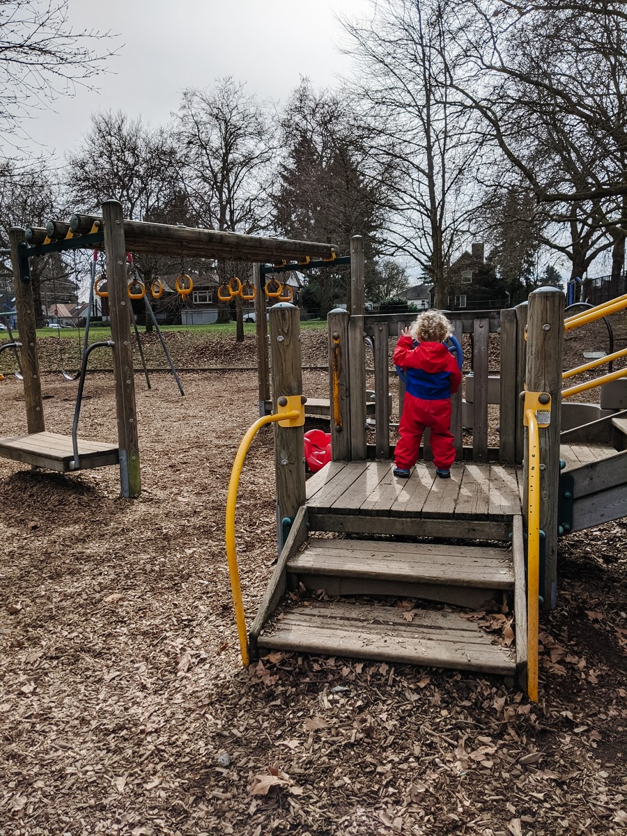 Madrona Playground