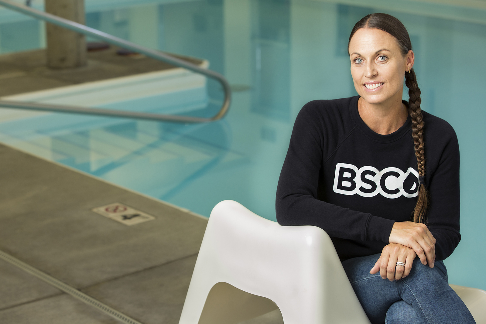 Amanda Beard / water safety