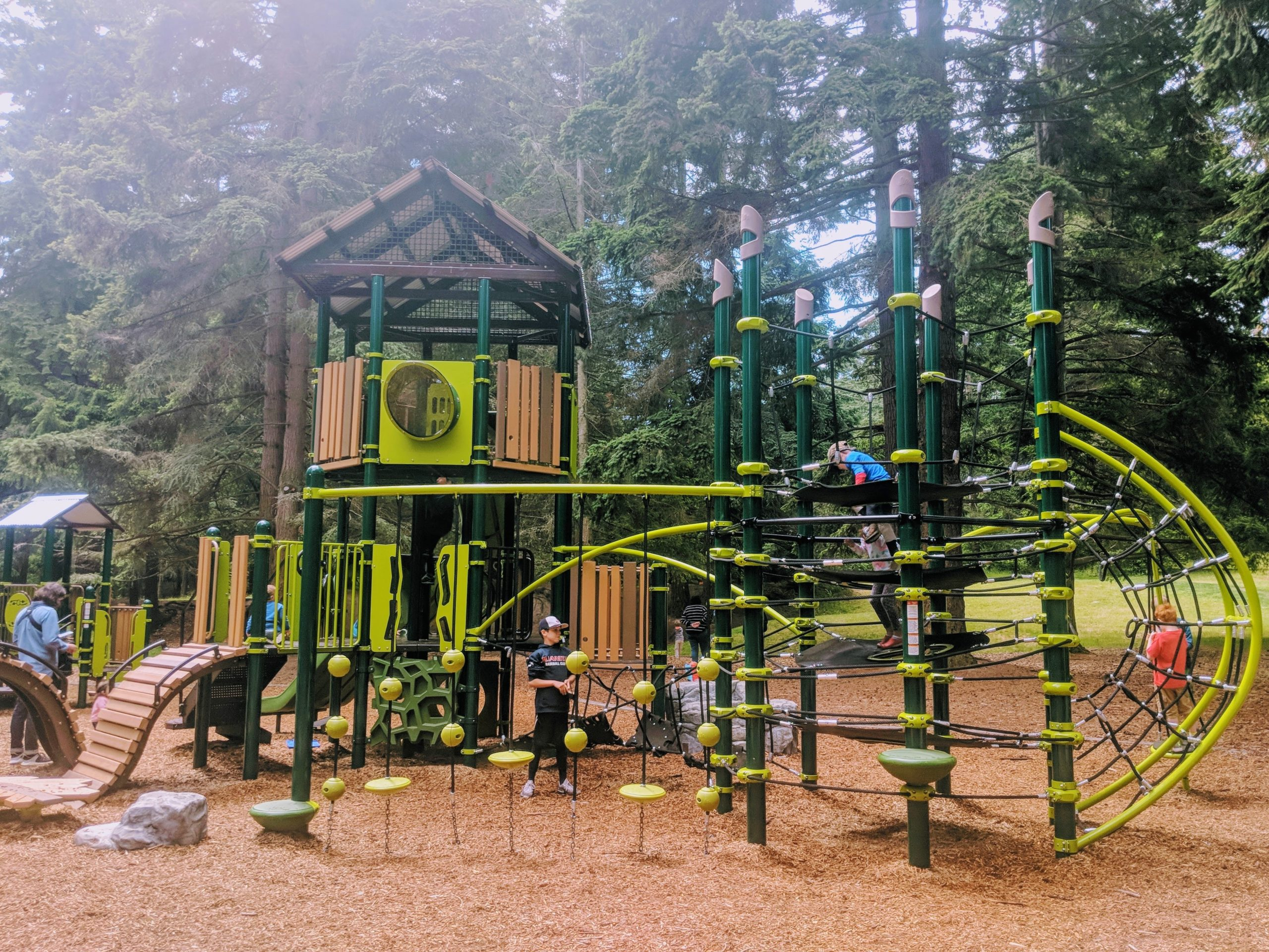 Discovery Park Playground