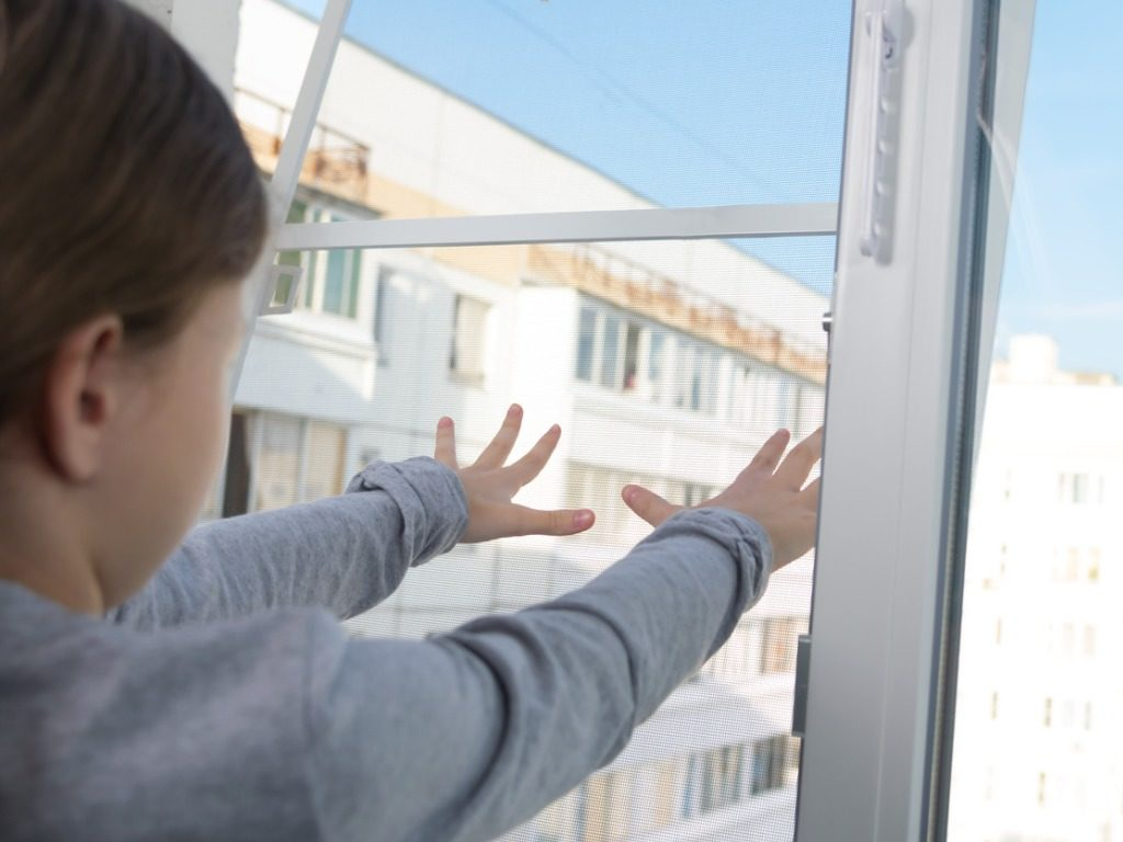 More children fall out windows in Spring and.Summer