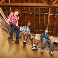 kids and body odor