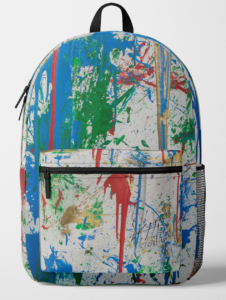 Cliff Avril backpack