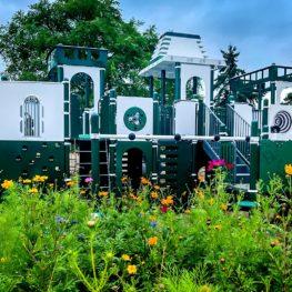 New Bainbridge Island playground