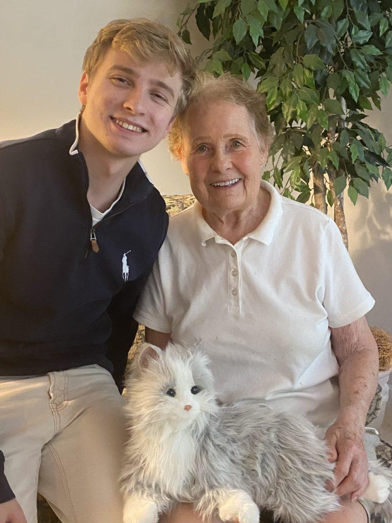 Alzheimer's cat